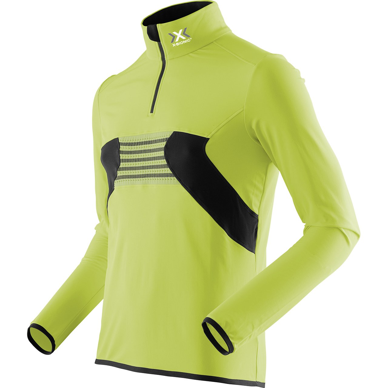 X-Bionic Mapache Camiseta/Jacket Lime XL: Amazon.es: Deportes y ...