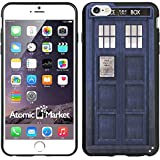 IP6+ Tardis Police Call Box Iphone 6 Plus 5.5 Inch Case Cover