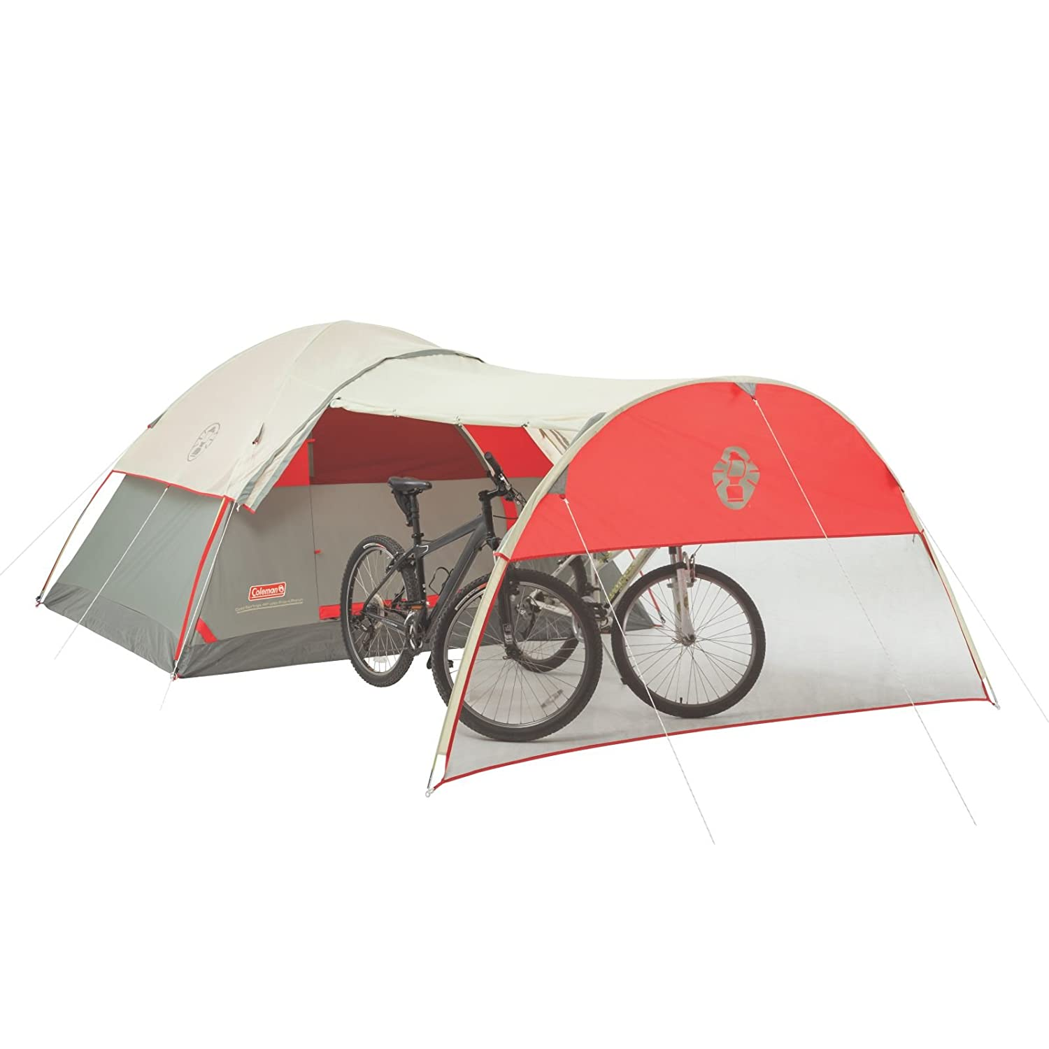 Amazon.com  Coleman Cold Springs 4 Person with Front Porch Dome Tent  Sports u0026 Outdoors  sc 1 st  Amazon.com & Amazon.com : Coleman Cold Springs 4 Person with Front Porch Dome ...