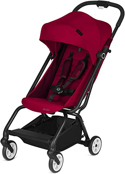 From Birth to 17 kg Racing Red CYBEX Gold Scuderia Ferrari Balios S Pushchair approx. 4 years