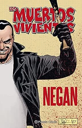 Los muertos vivientes Negan eBook: Kirkman, Robert, Adlard ...