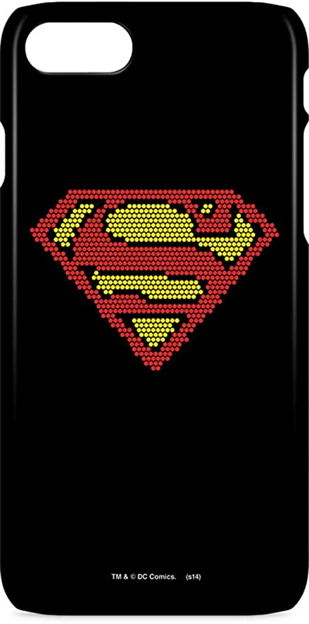 Amazoncom Dc Comics Superman Iphone 7 Lite Case Superman