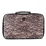 PurseN Amour Travel Case - Chantilly Lace