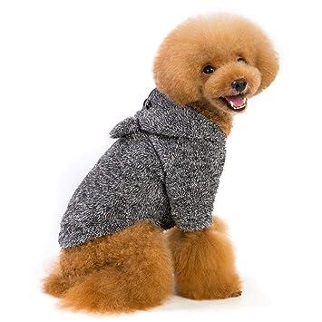 Foonee Disfraz de Perro, Abrigo de Invierno Cálido Perro ...