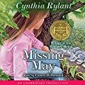 Missing May Audiobook by Cynthia Rylant Narrated by Frances McDormand
