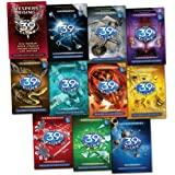 The 39 Clues Complete Collection Book 1 to 11 Pack + 66 Digital Cards (Maze of Bones, One False Note,Sword Thief, Beyond The Grave,Black Circle, In Too Deep, The Viper's Nest, The Emperor's Code, torm Warning, Into the Gauntlet) (The 39 Clues, 1-11) (39 Clues)