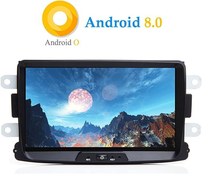 Xisedo Android 8 0 Autoradio 1 Din In Dash 8 Zoll Car Radio 8 Core Ram 4g