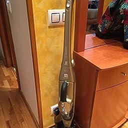 Bosch BBHMOVE4 - Aspiración escoba, 18 V, color negro y champán ...