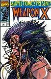 Marvel Comics Presents #78 : Wolverine as Weapon X, Sgt. Fury, Dracula, Iron Man, Hulk, & Selene (Marvel Comics)