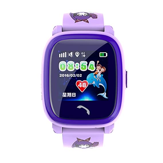 Amazon.com: iikids GPS Smart Watch Baby DF25 with Touch ...