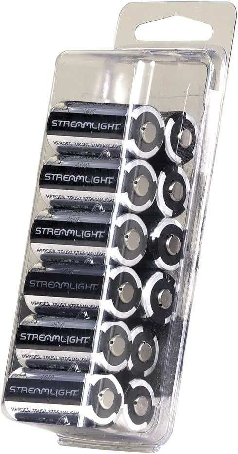 流光85177 CR123A锂电池