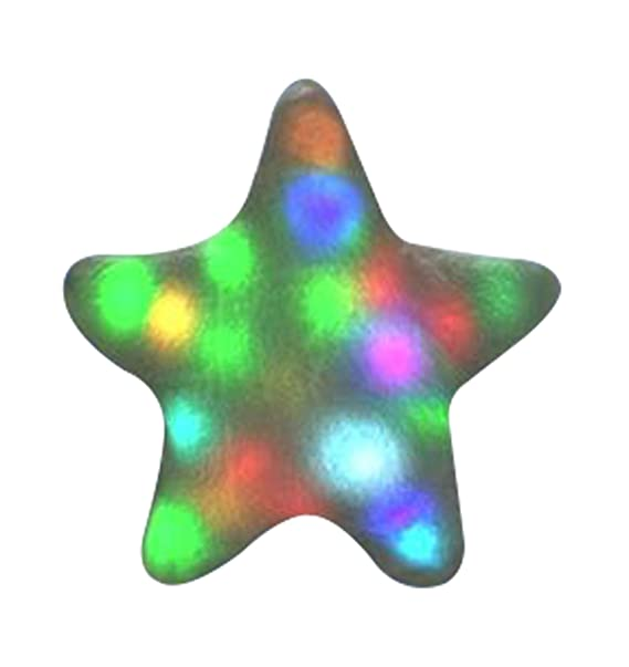 Bright Light Pillow Twinkling Star (White) by Bright Light Pillow