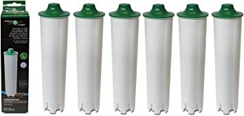 FL-801 kompatible Wasserfilter f/ür Jura Claris Kaffeemaschine FilterLogic