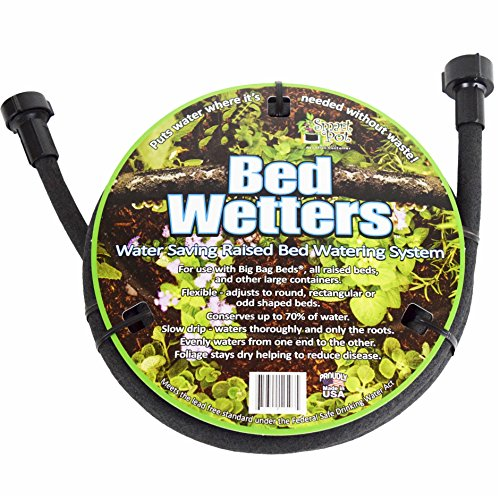Smart Pots 12503 Bed Wetters Raised Bed Watering System for Big Bag Bed Original and Large Containers, 13.5'