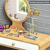 Amada Jewelry Stand 3 Tier Towers Tree Jewelry