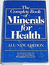 The Complete Book of Minerals for Health