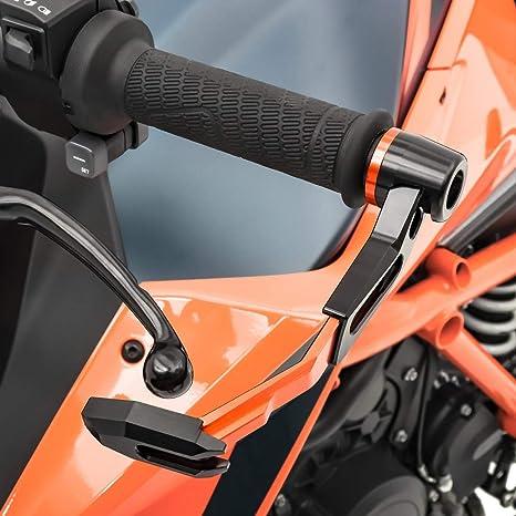 Hebelsch/ützer f/ür KTM 790//390 125 Duke X6 orange