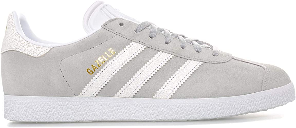 Disponible Bocadillo Poderoso  adidas Originals Womens Womens Gazelle Trainers in Light Grey - UK 5.5:  Amazon.co.uk: Shoes & Bags