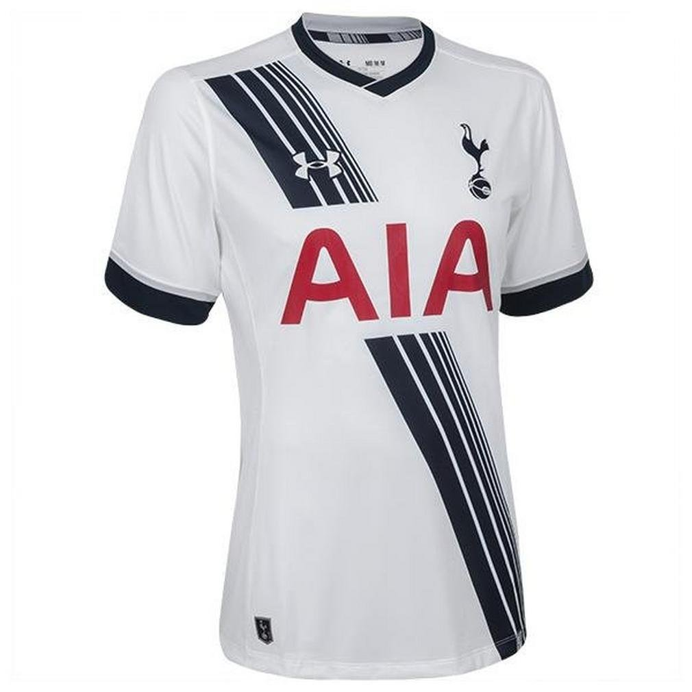 premium selection 892a3 b0283 Under Armour Tottenham Home Shirt 2015 2016