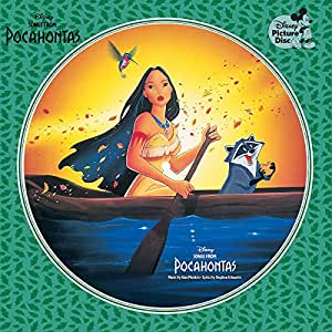 Songs from Pocahontas [Picture Disc]