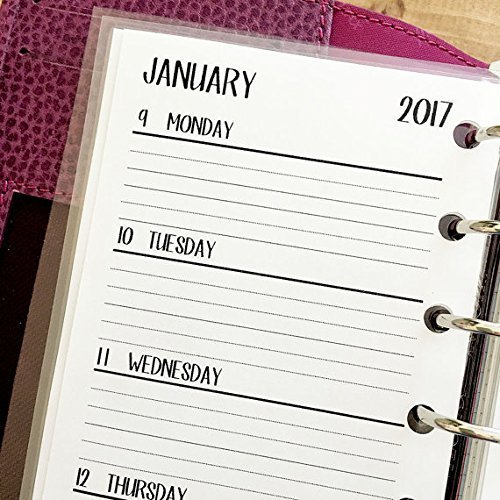 Top 5 Best Pm Agenda Refill 2017 For Sale 2017 Best Gift