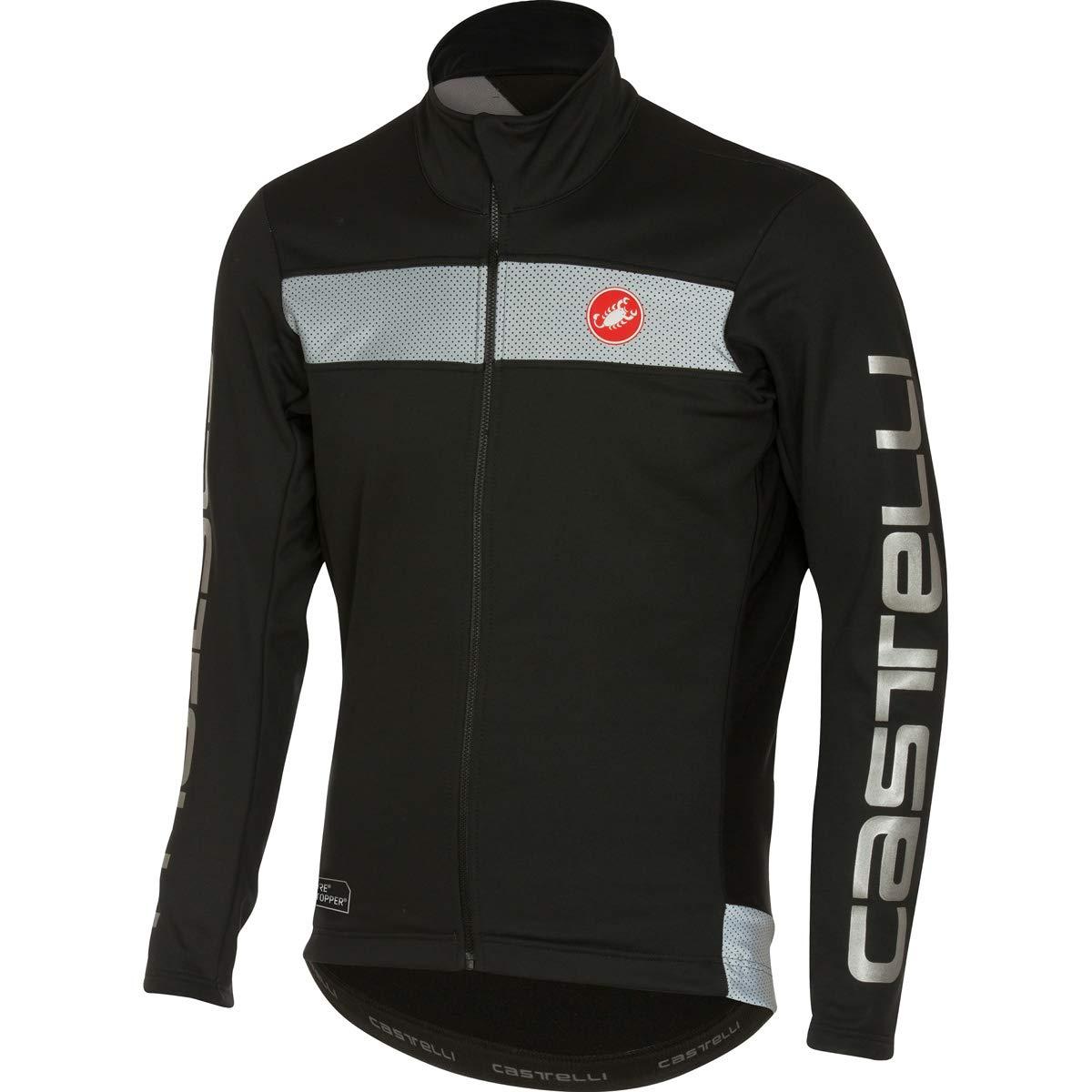 Amazon.com : Castelli Raddoppia Jacket - Mens : Clothing