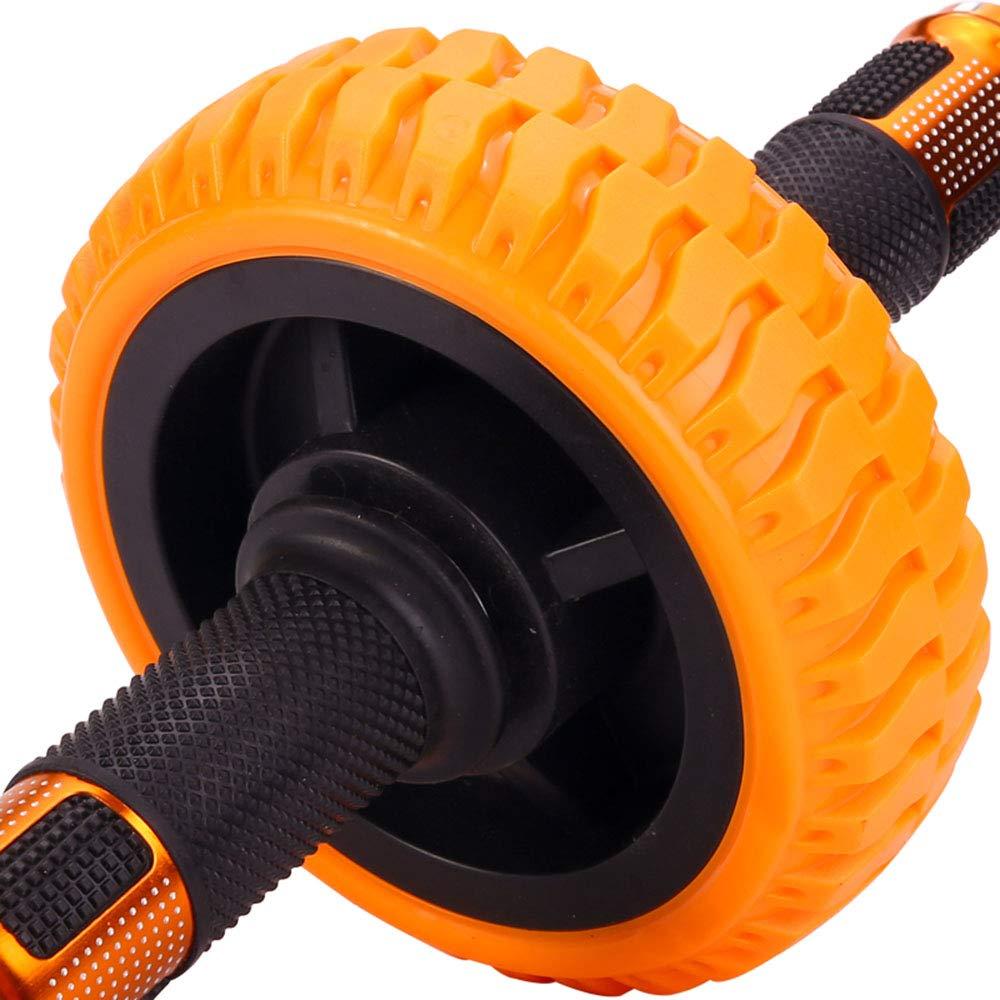 Abdominal muscle wheel Bauchmuskelrad Einzelrad Übung Rad Hause Bauch Übung stumm Fitnessgeräte ROTuzieren Bauch und dünne Taille