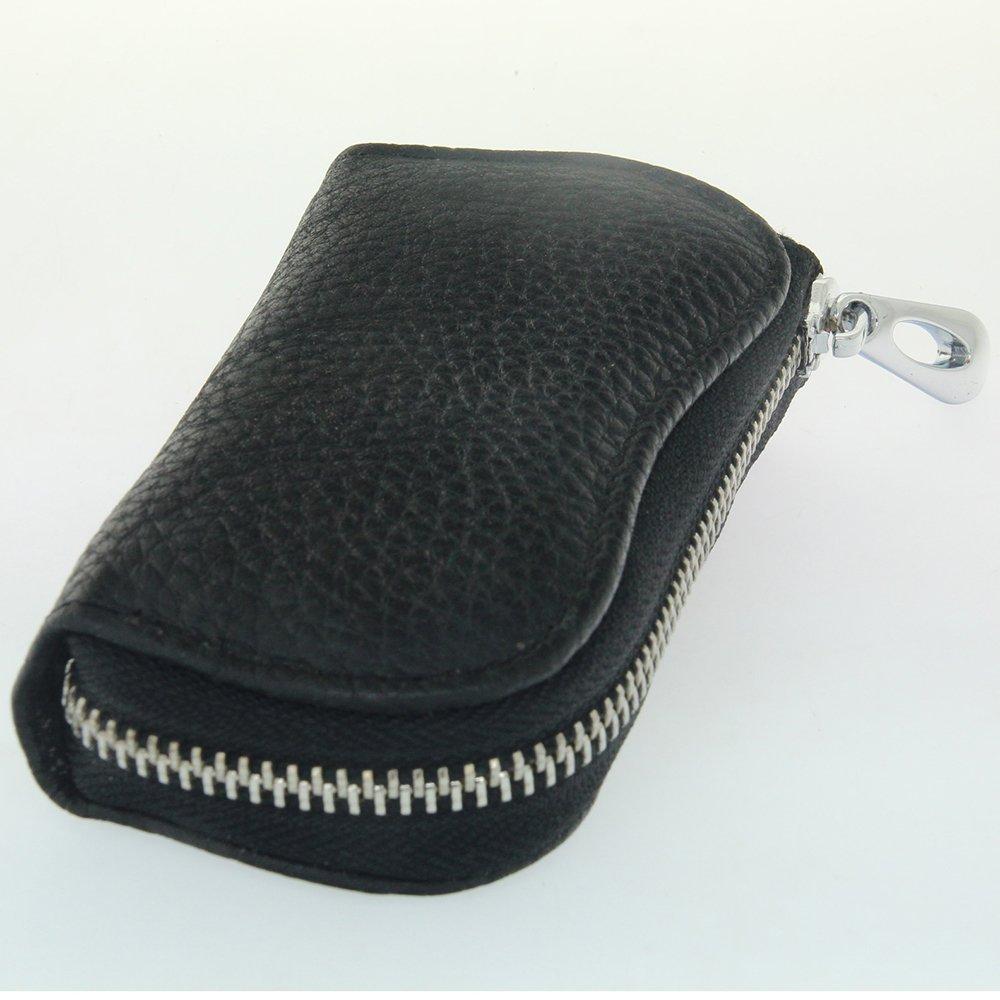 Car Key Fob Keyless Entry Keychain Keybag Keycase Purse Wallet Zipper Organizer TIMEMAX KEYCASE004A5
