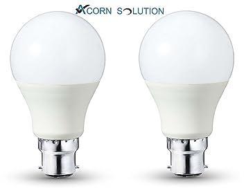 Acorn Led Lampe B22 Bajonett Sehr Hell Amazon De Elektronik