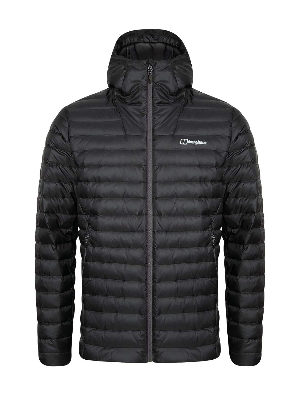 Berghaus Finnan Reflect Veste en Duvet Homme noir noir FR   3XL (Taille Fabricant   3XL)