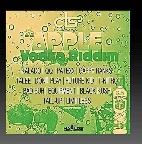 De Apple Vodka Riddim V.2