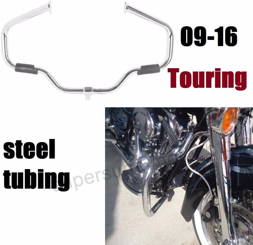 Motorcycle Engine Guard Crash Bar For Harley Electra Glide Road King Road Glide