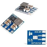 Voltage Regulator Voeding Module 5V/2A 12V/3A 2-8S BEC Filter Module 3 STKS, Stabilisator