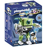 Playmobil - 6693 - Super4 - Robot Cleano