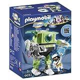 Playmobil - 6693 - Super4 - Robot Cleano