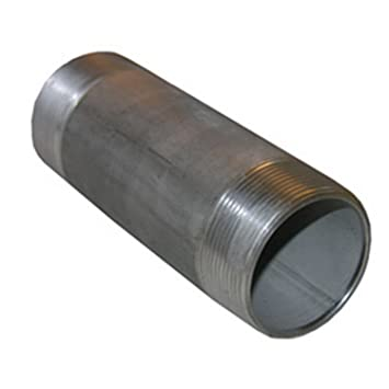 LASCO 32-2100 Stainless Steel Pipe Nipple with 1 1/2-Inch Male  sc 1 st  Amazon.com & LASCO 32-2100 Stainless Steel Pipe Nipple with 1 1/2-Inch Male Pipe ...