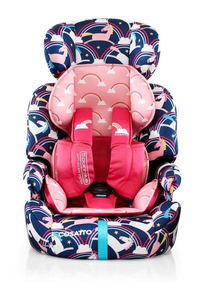 Cosatto Zoomi Group Autositz fü r Kinder 1/2/3 CT3290