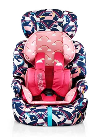 Cosatto Zoomi Car Seat Group 123, 9-36 kg,