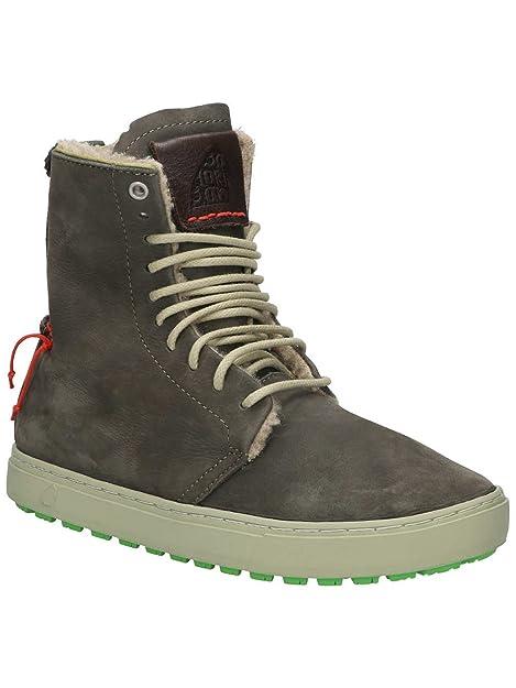 Satorisan - Botas para Mujer Verde Caqui Oscuro: Amazon.es: Zapatos y complementos