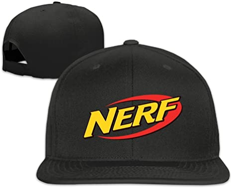 Hittings Swag Nerf This Trucker Béisbol Gorra Black Black: Amazon ...
