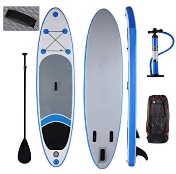Amazon.com: asatr 10 ft Stand Up Paddle Board ISUP hinchable ...
