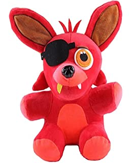 Amazing Toys store Five Nights At Freddys 4 FNAF FOXY Plush Toy size:25 cm