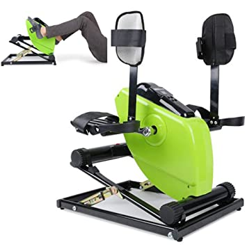 OKSS Ejercitador Pedal Fitness con Pantalla Digital Resistencia ...