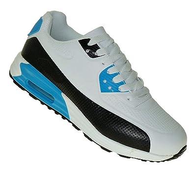 Art 495 Neon Turnschuhe Schuhe Sneaker Sportschuhe Luftpolstersohle Herren