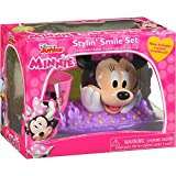 Minnie Mouse Toothbrush Holder Toothbrush and Cup Kids Gift Set