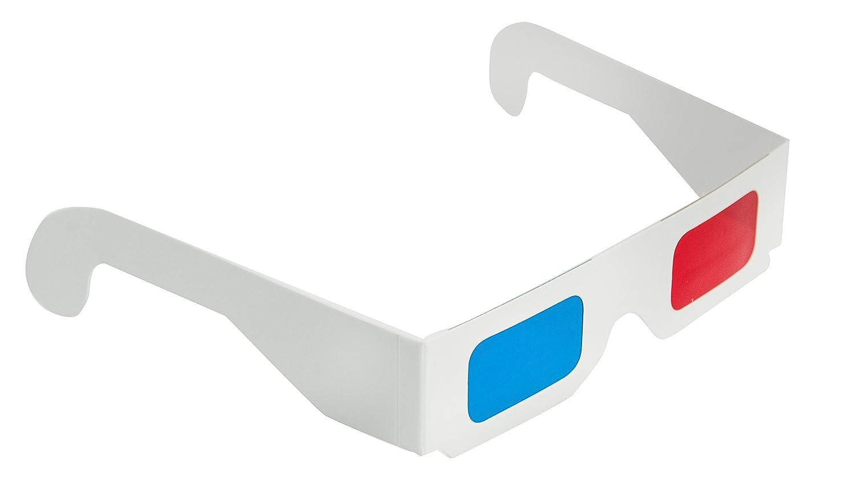 Gafas 3D, Cine, 3D Movie, Cine Gafas 3D en Rojo y Cian en familen ...