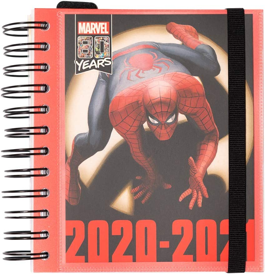 Erik Marvel Day to Page Academic Diary 2020-2021