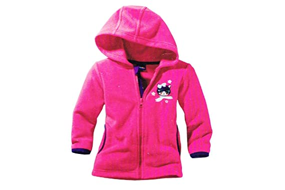 41e5654db31cea lupilu lupilu® Mädchen Fleecejacke Kuschelig Warm Jacken: Amazon.de:  Bekleidung