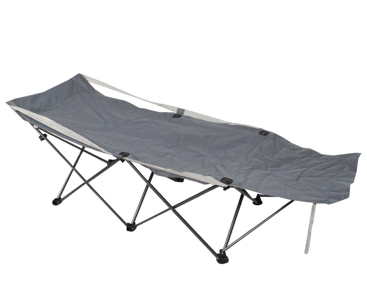 Super buy Portable Camp Sleeping Bed Folding Cot Bed Easy Set Up Outdoor Hike Camping Bed by Super buy B00MWKGJX8