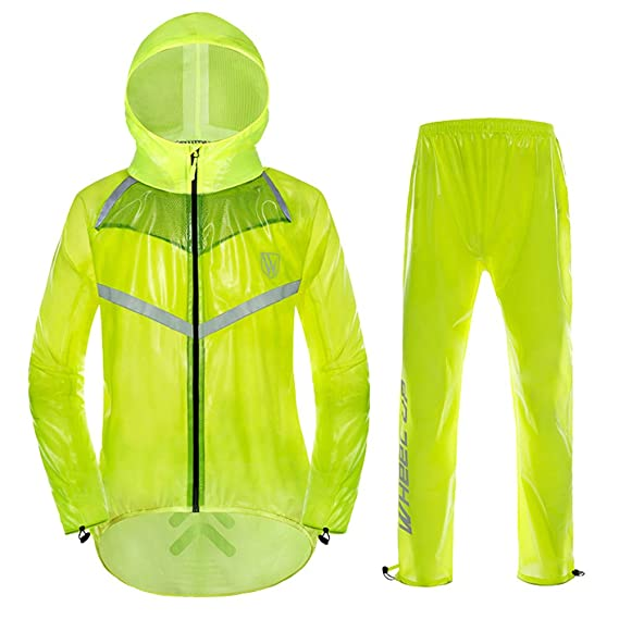 06387e09c Bike Riding Raincoat Set